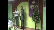 pastor arif ve pastor sali surkva mesiya