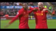 Daniel Sturridge goal for Liverpool