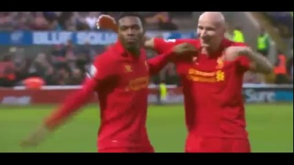 Daniel Sturridge goal for Liverpool