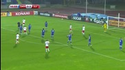 Сан Марино 0:4 Швейцария 14.10.2014