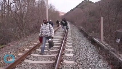 Modern Odyssey: Migrants From Africa, Asia Seek to Enter Europe Through the Balkans' Back Door