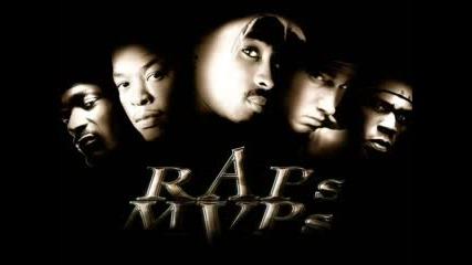 Dre, Eminem, Methodman, Dmx, Nas - Mnogo Qk Remix