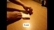 Много лесен трик-раскриване