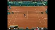 Ms Monte Carlo 2009 Федирер vs Вавринка