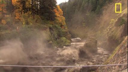 Невероятната мощ на водата