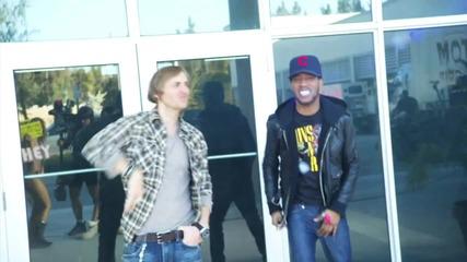 David Guetta feat Kid Cudi - Memories (official videoclip) (hd)