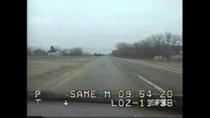 BMW e30 m3 vs. Полицията