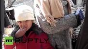 Syria: Syrian military retake part of Yarmouk refugee camp