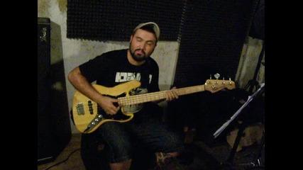 Fender Jazz Bass replica Review - common&slap