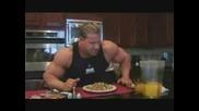 Правилното Хранене С Jay Cutler 2 Част