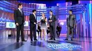 Il Divo - I will always love you & интервю на испански (telecinco18.11.2012)