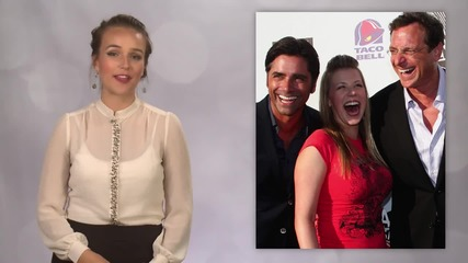John Stamos Cracks a Joke About his DUI Arrest While Filming 'Fuller House'