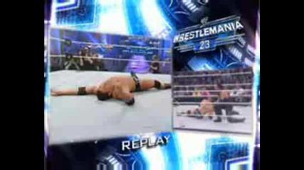 The Undertaker Vs. Batista
