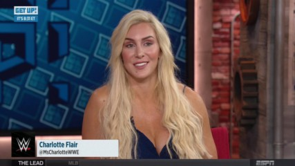 Charlotte Flair reveals what it's like to battle her best friend and potentially headline WrestleMania