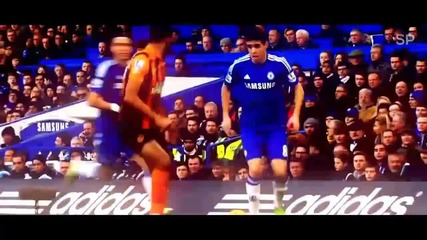 Eden Hazard - Amazing Goals & Skills 2015 Hd