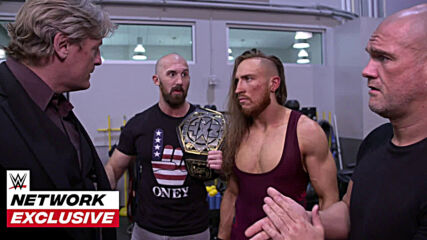 Regal wants answers from Dunne, Burch & Lorcan: WWE Network Exclusive, Nov. 25, 2020