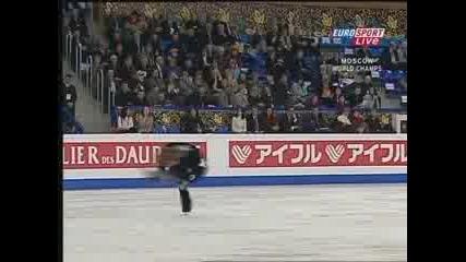 Иван Динев 2005 Worlds Sp