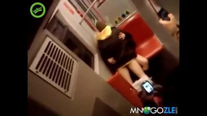 Секс в метрото