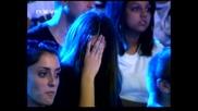X Factor Bulgaria The worst singing Ever! Awful English - Rihanna - Pon de Replay