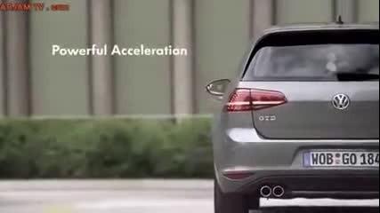 Забавна реклама на Vw Golf