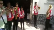 Момчетата от с. Бутан по Моята- Илиян Панов - Дейвид Христов Методика (флигорни-баритони) - Браво!!!