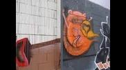Графити Из Барселона