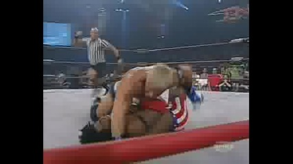 Consequences Creed Vs Petey Williams