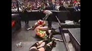 No Mercy 2001 Wwf Championship Triple Threat - Kurt Angle vs Stone Cold Steve Austin vs RVD