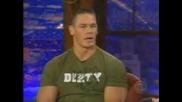 John Cena В The Late Late Night Show