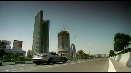 Mercedes Slr vs Lamborghini Lp670