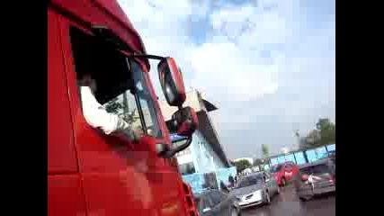 Абитуриент С Камион