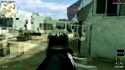 Call of Duty 4 Toujane map montage
