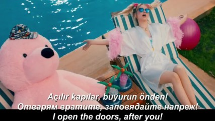 Aleyna Tilki - Sen Olsan Bari (prevod) (lyrics)