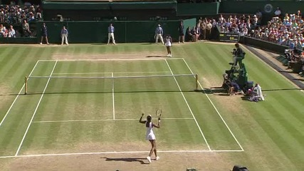Wimbledon 2008 - ladies singles final