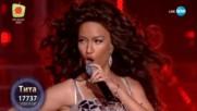 "Тита като Beyoncé - ""Crazy In Love"" | Като две капки вода"