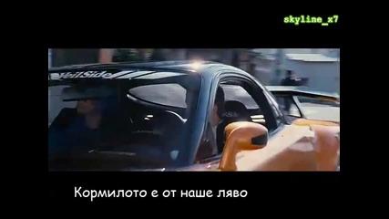 Гаф във Fast And Furious Tokyo Drift *hq*