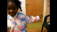 5 годишно момиченце хвали Бог с Mary Mary