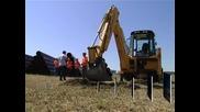Започна строежът на междусистемната газова връзка между България и Румъния