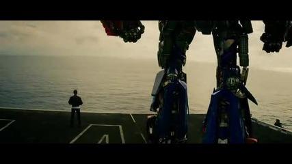Незабравим момент от Transformers : Revenge Of The Fallen