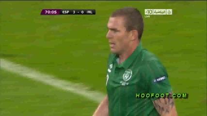Испания - Ейре 4-0