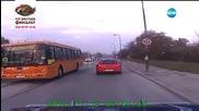 """""""Моята новина"""": Тарикат кара колата си по тротоара"""