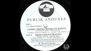 Publik Anounsa - Comin From Crooklyn Jointz 1995