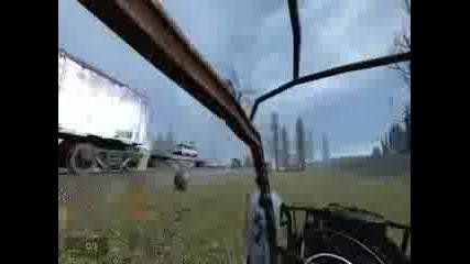 Half Life 2: Episode 2 - Gameplay 3