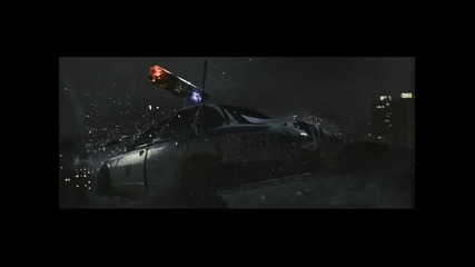 Черната мълния (сцена)