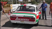Ford Escort Rs1600 Zakspeed - Ascent Ritsonas Hillclimb 2013
