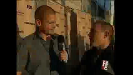 Prison Break:Tweener Interviews PB cast