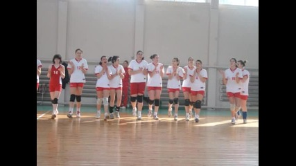 Cska Volley* (момичета до 15 год. )