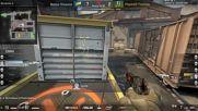 "Денис ""seized"" Костин 1v3 срещу FlipSid3 Tactics #ESLOne"