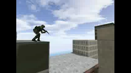 Cs Ffs.hns - Trick And Boost Movie - Awp Rooftops