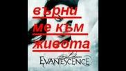 Evanescense - Bring Me To Life { Бг Превод}